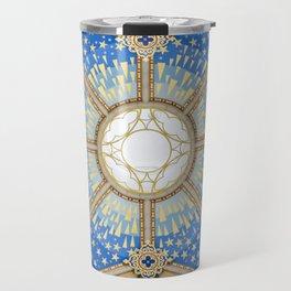 Almudena Cathedral Travel Mug