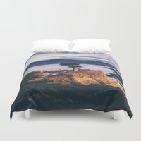 california Duvet Covers featuring California by Bethany Young Photography