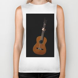 Flamenco Guitar Biker Tank