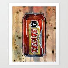 Tecate Art Print