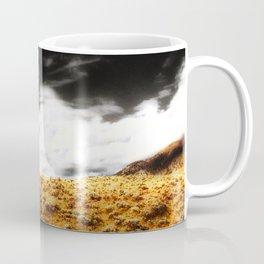 Exploring Sagebrush Field And Sky Coffee Mug