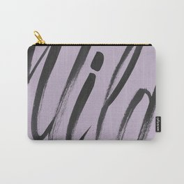 Wild and Free #1 Carry-All Pouch