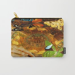 Civitate Dei   City of God  Carry-All Pouch