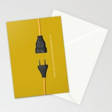 every exit is an entrance Stationery Cards