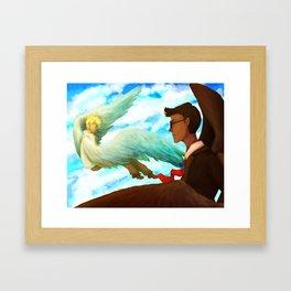 gomens Framed Art Print