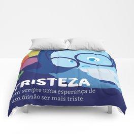 Tristeza Nova Comforters