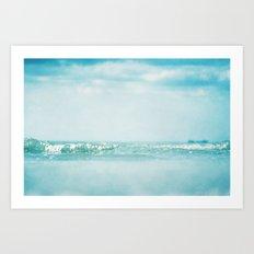 ocean 2250 Art Print