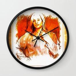 Diaz Wall Clock