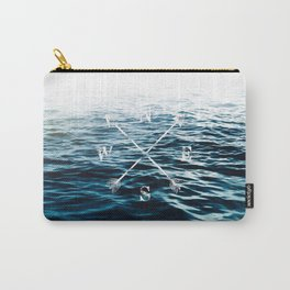 Winds of the Sea Carry-All Pouch