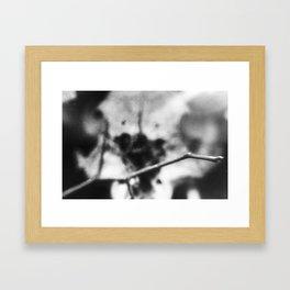 Morality Framed Art Print