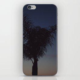 BLUE WONDER iPhone Skin