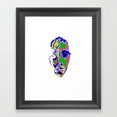 Alm Framed Art Print