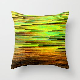 Right Throw Pillow