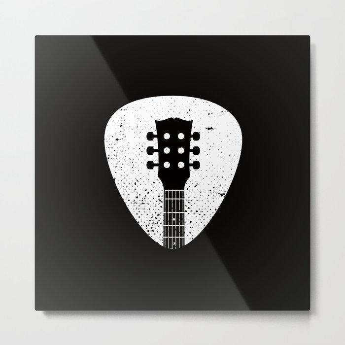 Rock pick Metal Print