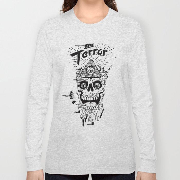 El Terror Long Sleeve T-shirt