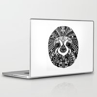 sloth Laptop & iPad Skins featuring Sloth by Emma Barker