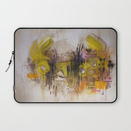Mean Green Dual Action Minitiger Laptop Sleeve