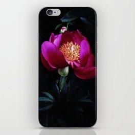 Peony 4 iPhone Skin