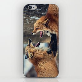Ultimate Foxing Championship iPhone Skin