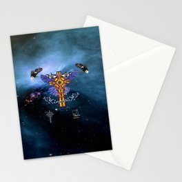 Tattoo image Stationery Cards