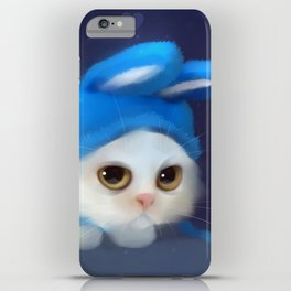Team Bunny iPhone Case