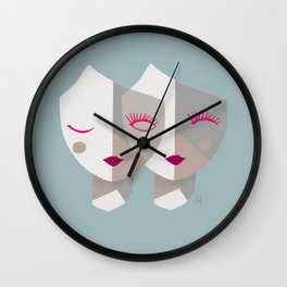 AS ONE Wall Clock
