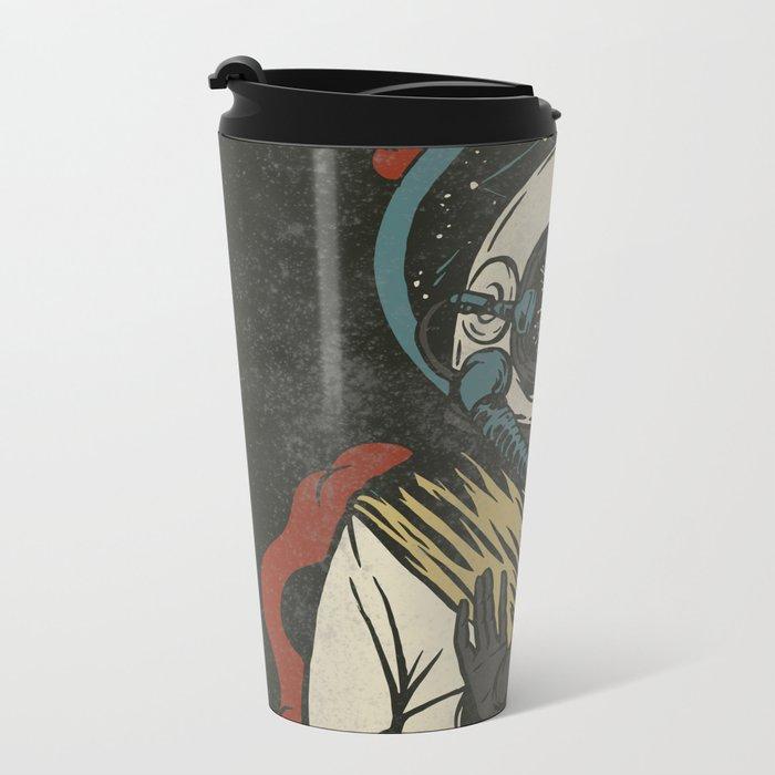 Spirit Of Discovery Metal Travel Mug