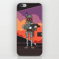 EP5 : Boba Fett iPhone & iPod Skin