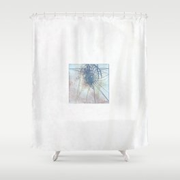Whir Shower Curtain