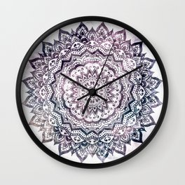 JEWEL MANDALA Wall Clock