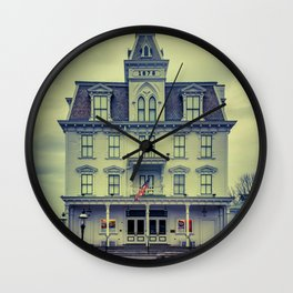 Goodspeed Opera House East Haddam Connecticut Theatre Wall Clock