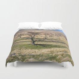 Moorland Tree Duvet Cover