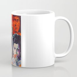 The Whip and the Flesh, vintage horror movie poster Coffee Mug