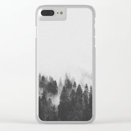 INTO THE WILD XXIV / Oregon Clear iPhone Case