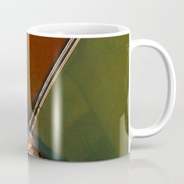 The Tower – Abstract Landscape Photography Coffee Mug