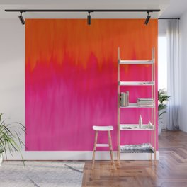 Bursting with Color Wall Mural