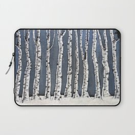 White book Laptop Sleeve