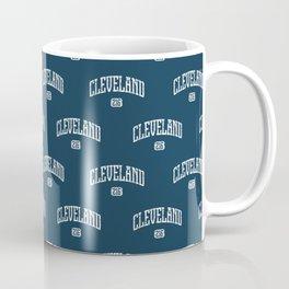Cleveland 216 Coffee Mug