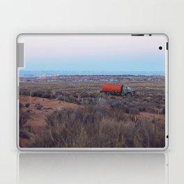 Pastel Sunsets in the Desert, Plus Truck Laptop & iPad Skin
