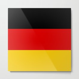 Germany Metal Print