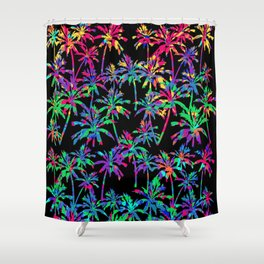 Tropic Like It's Hot Shower Curtain
