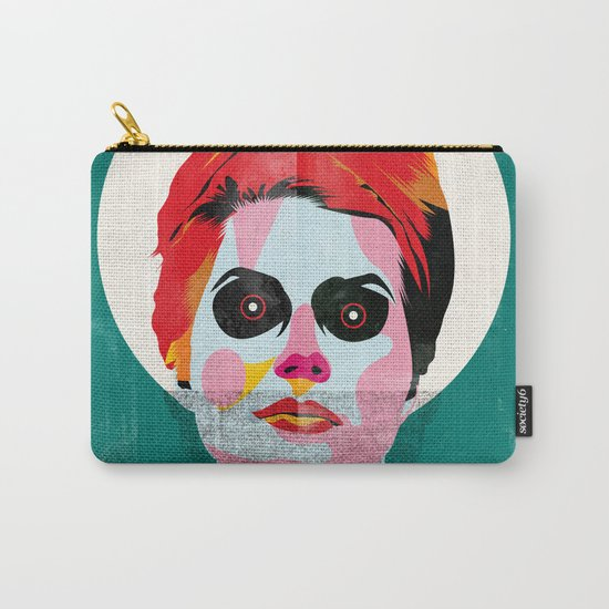 girl_131113 Carry-All Pouch