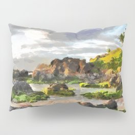 Kihei, Maui, Hawaii Pillow Sham