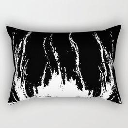 Flaming Specs Rectangular Pillow