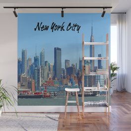 New York City Wall Mural