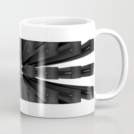 Blackened Sustenance Coffee Mug