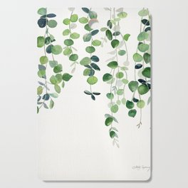 Eucalyptus Watercolor 2  Cutting Board