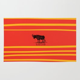 bullfighting corrida Rug