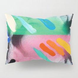 Composition on Panel 6 Pillow Sham
