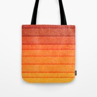 sunrise Tote Bags featuring Sunrise by Diogo Verissimo